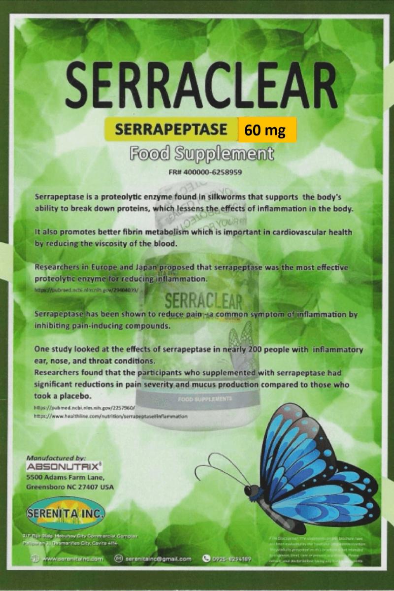 serraclear info